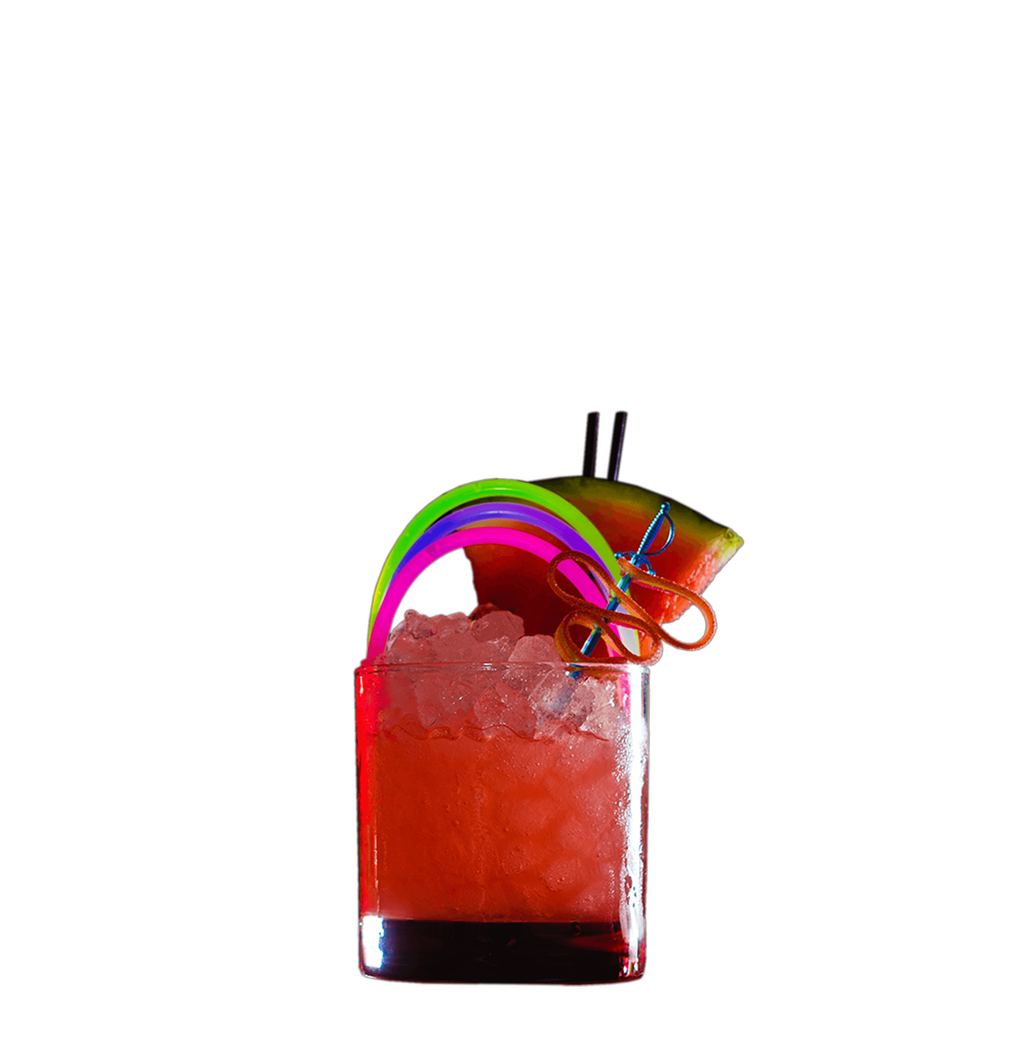 Rainbow Road Cocktail