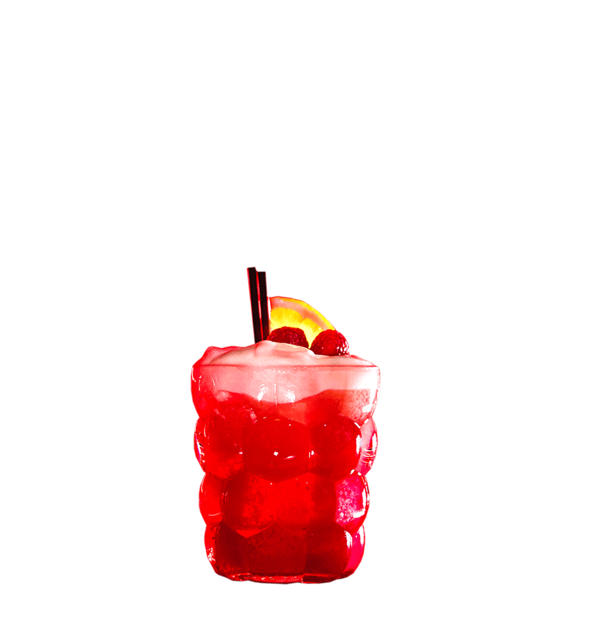 Raspberry Beret Cocktail